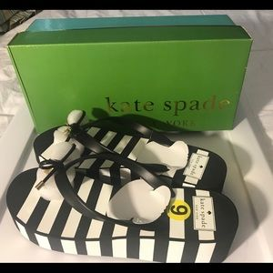 NWT Kate Spade Rhett Wedge Sandals